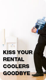 Kiss Your Rental Water Filter Goodbye