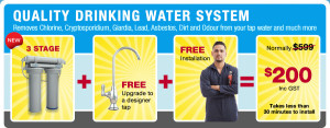 Quality Water filter