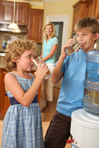 Enjoy Great Tasting Water With Clean & Clear Water Products